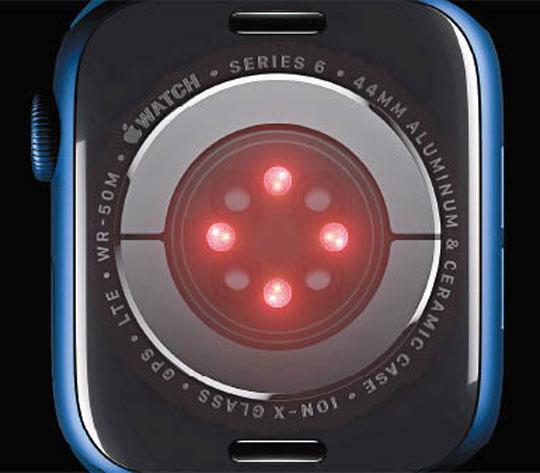 Apple Watch Series 6 отзывы, стоимость
