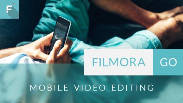 FilmoraGo приложение для редактирования видео