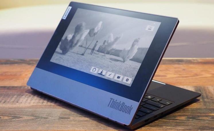 Lenovo ThinkBook Plus обзор