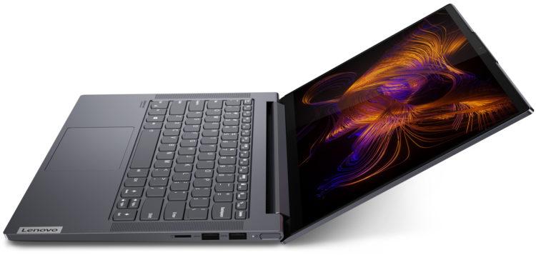 Lenovo Yoga Slim 7 Обзор, отзывы