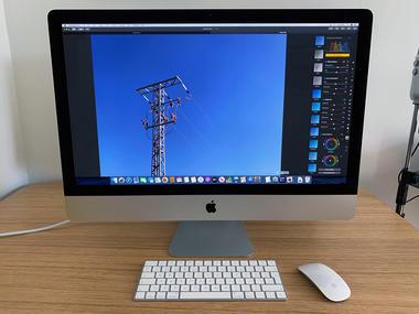 Моноблок Apple Imac 27 с экраном Retina 5k 2020
