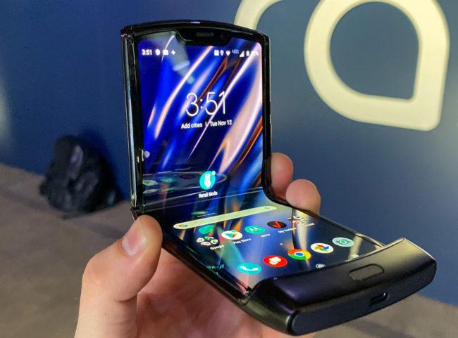 Motorola razr 5G характеристики