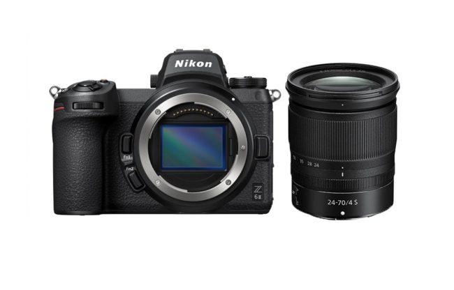 Nikon Z6 II сравнение технических характеристик