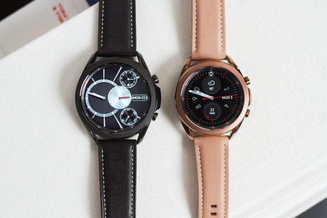Обзор Samsung Galaxy Watch 3 41 мм и 45 мм