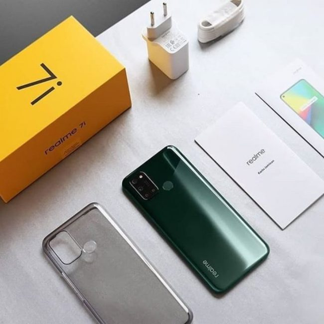 Обзор смартфона Realme 7i