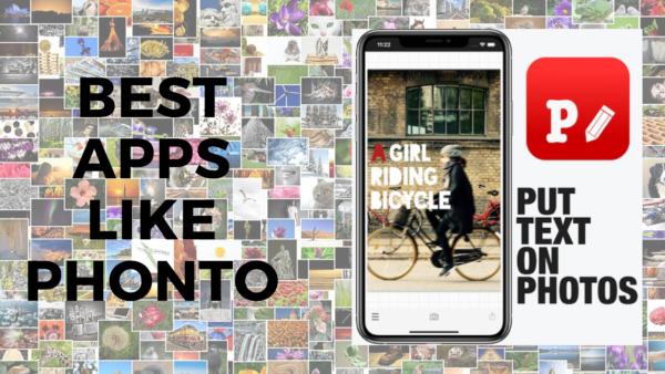 Phonto лучшие приложения для монтажа фото на андроид