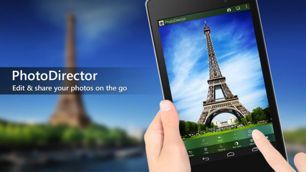 Photo Director приложение для редактирования фото на андроид
