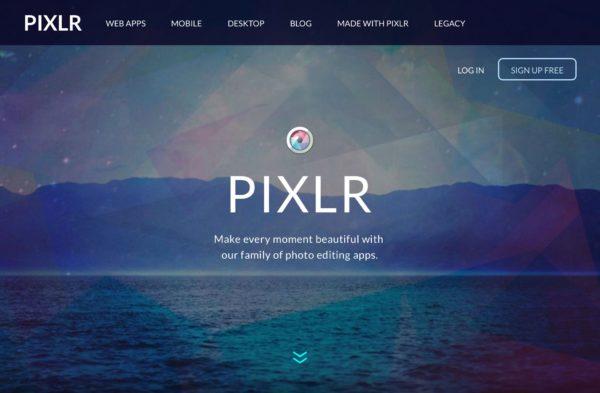 Pixlr лучшие приложения редактирования фото для андроид