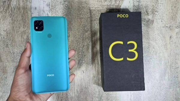 Poco C3 Обзор, характеристики, отзывы