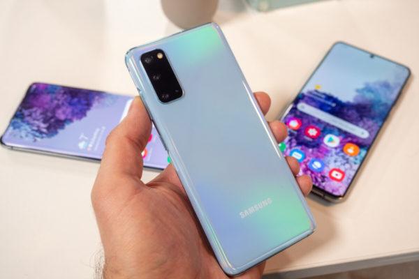 Samsung Galaxy S20 FE Обзор, характеристики