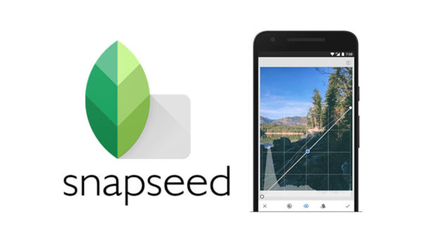 Snapseed приложение для редактирования фото