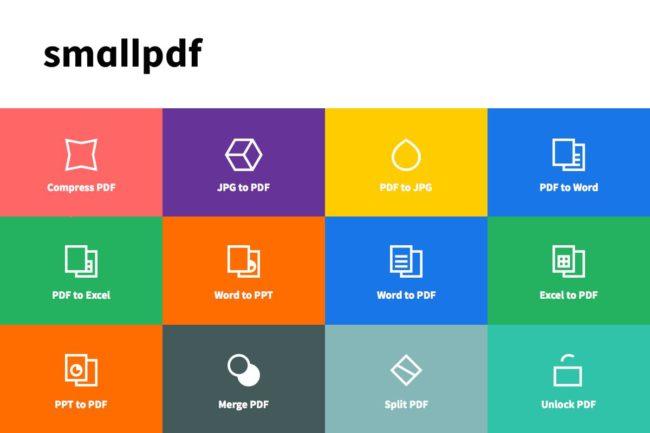 как сжать файлы pdf