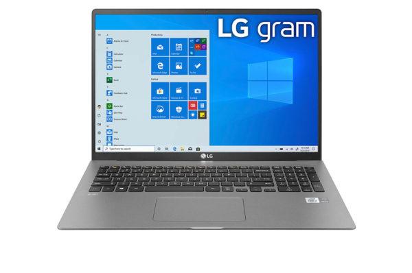 обзор 17-дюймового ноутбука LG Gram 2020 года