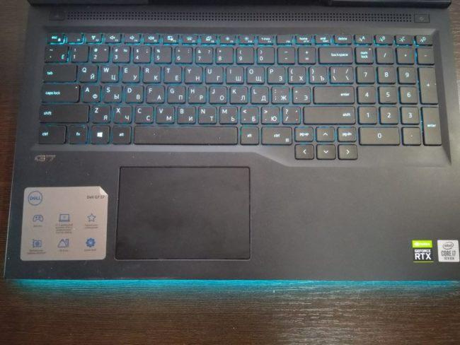 Обзор Ноутбука DELL G7 17 7700 отзывы