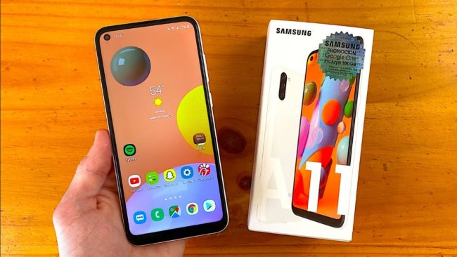 Samsung Galaxy A11стоит ли купить
