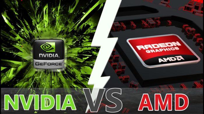 Сравнение NVIDIA vs AMD
