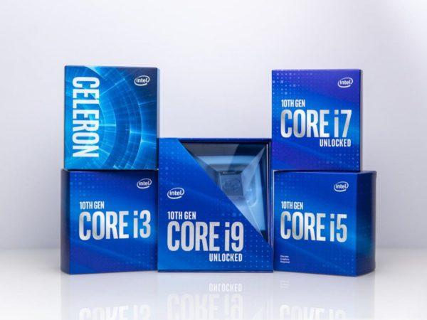 Что означают разные буквы в процессорах Intel Core