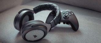CORSAIR HS75 XB WIRELESS для консолей Xbox Series X, Xbox Series S и Xbox One