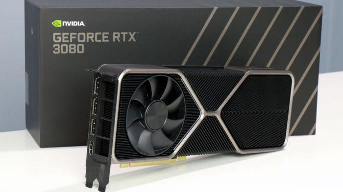 Обзор лучших видеокарт Nvidia GeForce RTX 3080