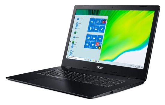 Acer Aspire 3 A317-52 отзывы, характеристики