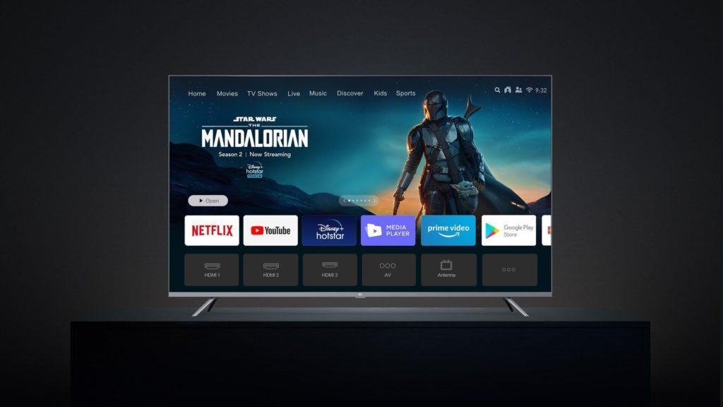 Mi QLED TV 4K 55 обзор