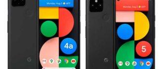Pixel 5 и Pixel 4a 5G обзор и сравнение