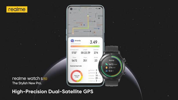 Realme Watch S Pro отзывы