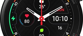 Xiaomi Mi Watch Отличные умные