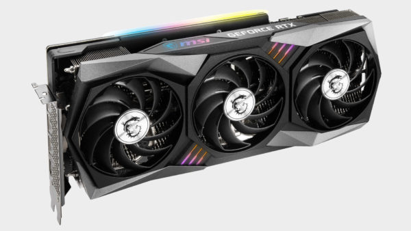 тесты MSI GeForce RTX 3060 Ti Gaming X Trio