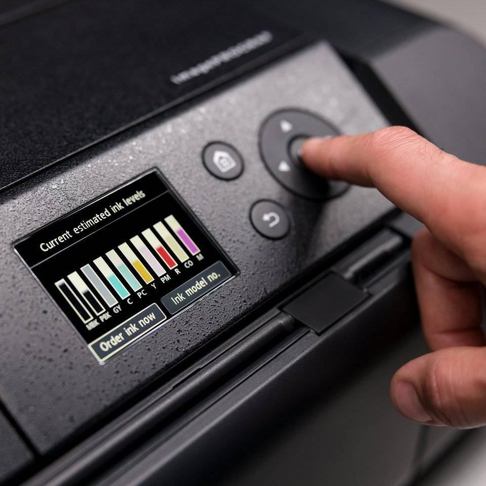Canon imagePROGRAF PRO-300 обзор