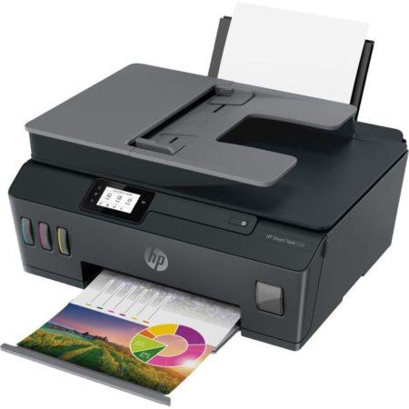 обзор принтера HP Smart Tank 530