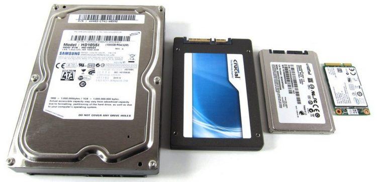 SSD диск какой выбрать