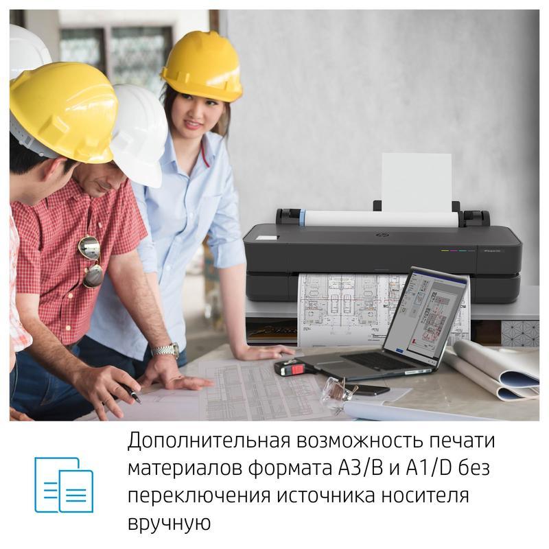 обзор плотера HP DesignJet T230 24