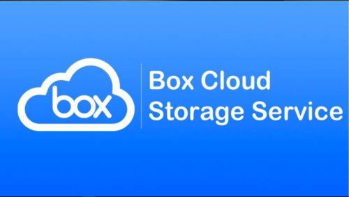 box облачный сервис