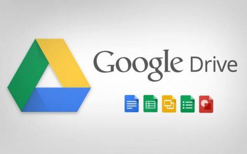 облачное хранилище google drive
