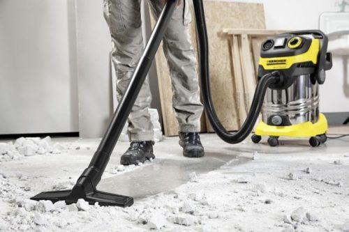 Рейтинг лучших промышленных строительных пылесосов