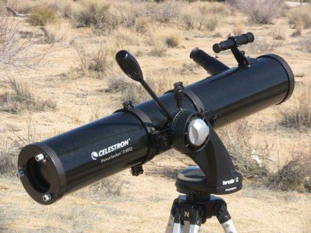 Выбираем лучший телескоп