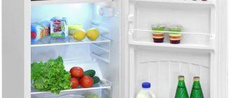 Рейтинг маленьких холодильников