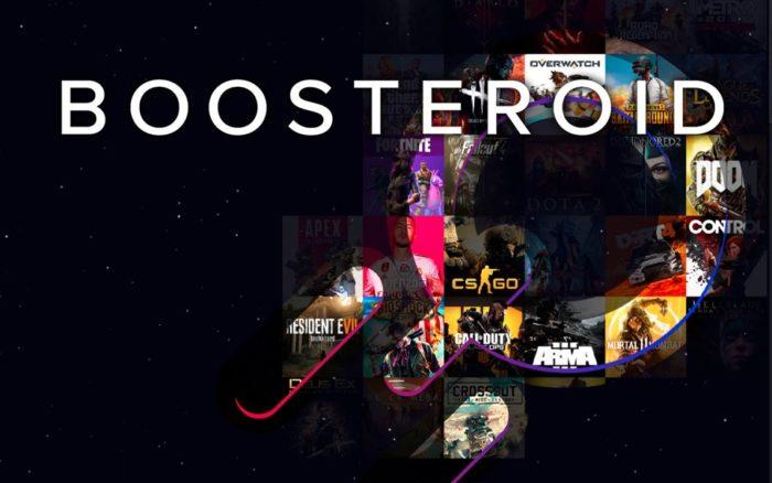игровой сервис Boosteroid