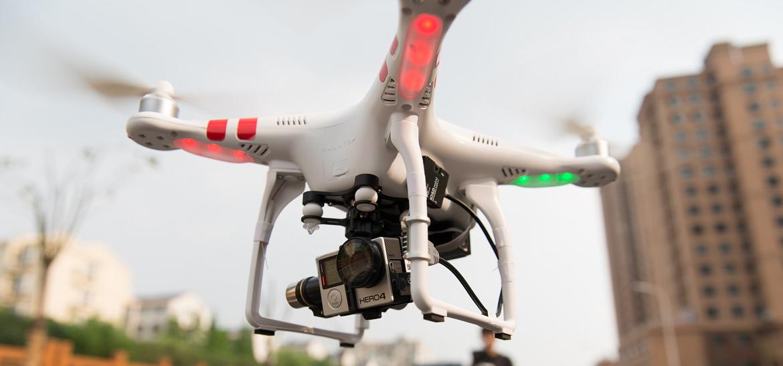 Квадрокоптер для GoPro и аналогов