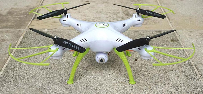 Квадрокоптер Syma X5HW купить - обзор, отзывы, характеристики, цена, инструкция