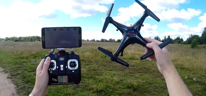 Квадрокоптер syma x5sw: обзор и описание модели