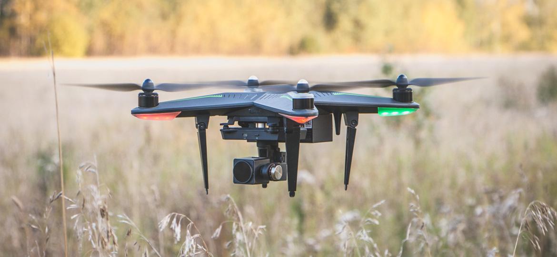 Квадрокоптер xiro xplorer - качественный дрон с ярким дизайном