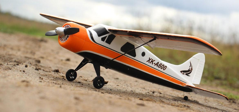 Самолет на радиоуправлении: обзор бюджетной и дорогой модели