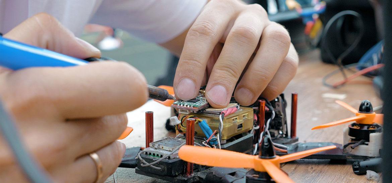 Как собрать квадрокоптер своими руками