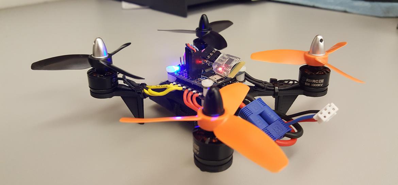 Как спроектировать собственный квадрокоптер - «Хакер»