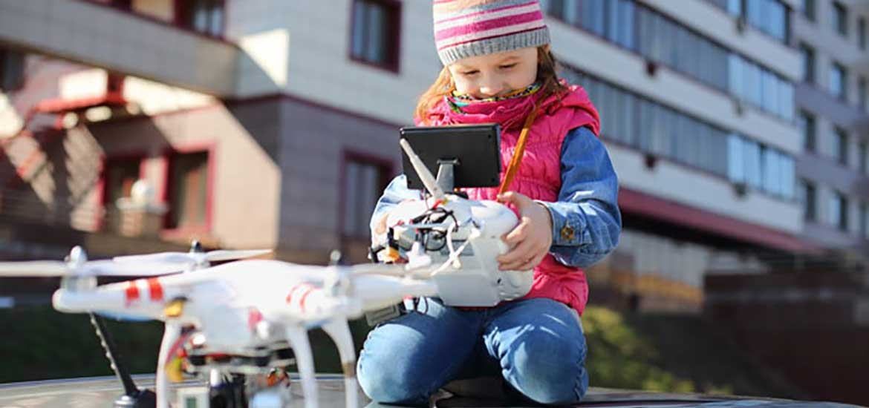 Как выбрать квадрокоптер для ребёнка?