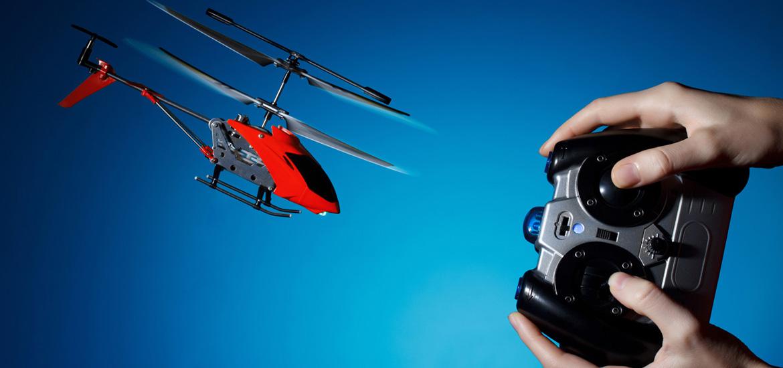 Как управлять радиоуправляемым вертолетом: пошаговый гайд