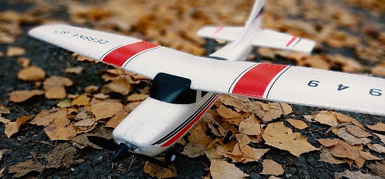 Радиоуправляемые самолеты для начинающих