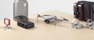 DJI Mavic Mini руководство по подключению и активированию дрона
